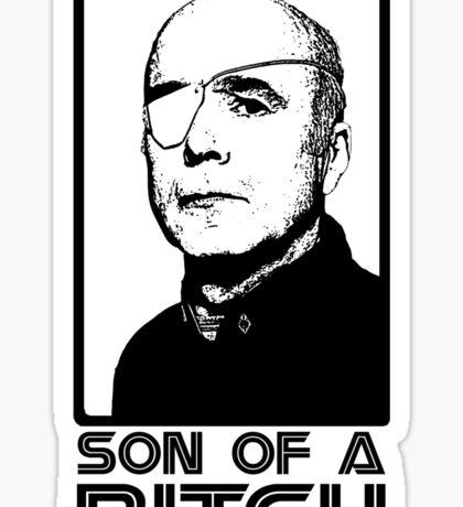 Colonel Saul Tigh Sticker