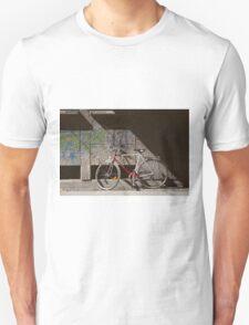 It goes like this  Unisex T-Shirt
