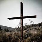 Desert Cross by Neil Messenger