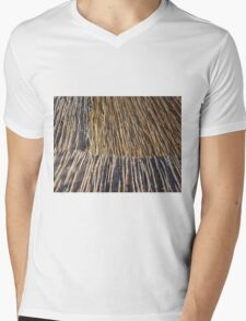 Reeding between the lines  Mens V-Neck T-Shirt