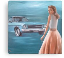 Adventure! Feat. 71 Holden Kingswood Canvas Print