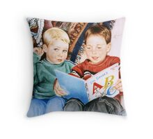 Dr. Seuss ABC Throw Pillow