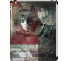 Woodland Sphinx IV iPad Case/Skin