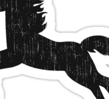 I'm Not A Gym Rat I'm A Gym Unicorn Sticker
