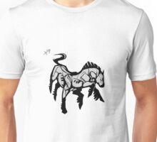 DoubleZodiac - Sagittarius Horse Unisex T-Shirt