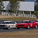 Aussie Muscle Cars by TGrowden
