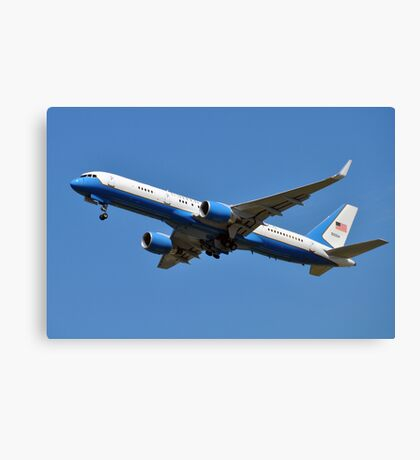 Air Force Two Canvas Print