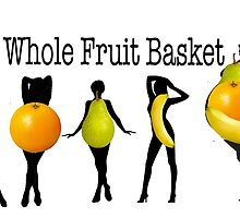 The Whole Fruit Basket by EdgarAllanPurr