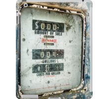 When Gas Made Cents iPad Case/Skin