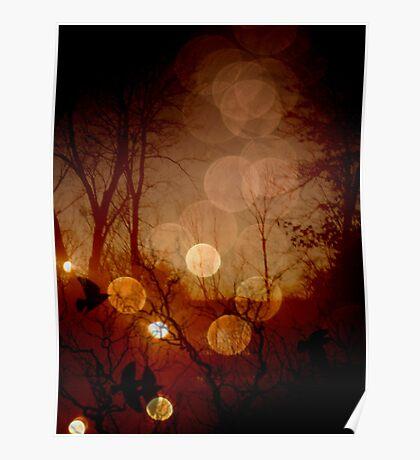 Ten Suns Falling Poster