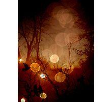 Ten Suns Falling Photographic Print