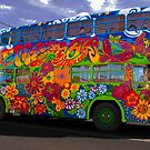Magic Bus by Stuart Row