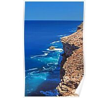 Great Australian Bight, South Australia Poster