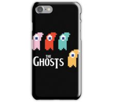Ghostmania with The Ghosts iPhone Case/Skin