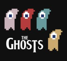 Ghostmania with The Ghosts One Piece - Long Sleeve