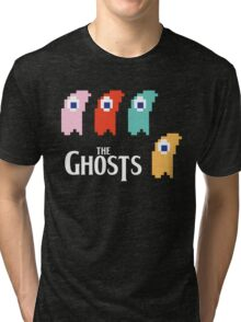 Ghostmania with The Ghosts Tri-blend T-Shirt