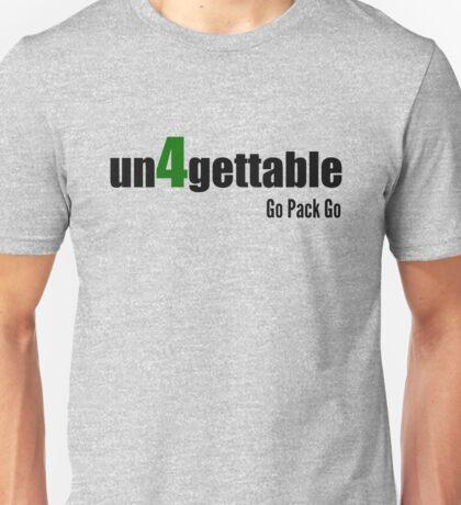 un4gettable (go pack go) Unisex T-Shirt