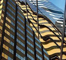 Sydney Building Reflection 64 by luvdusty