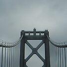 Bay Bridge by Tama Blough