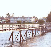 Sidney Pier by Lmaec