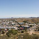 Anzac Hill Lookout by timothyn
