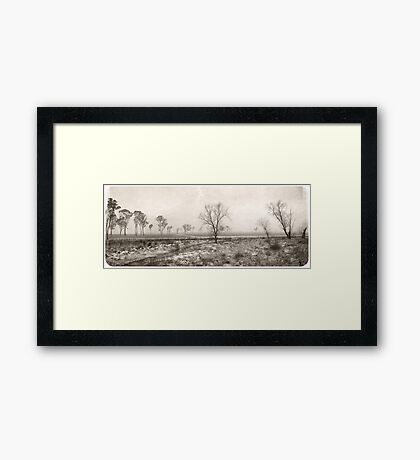 Beautiful Winter Framed Print