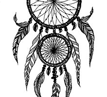 Beautiful dream catcher  by Taylor2813r