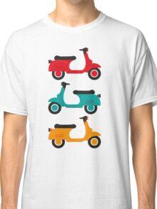Vespas Classic T-Shirt