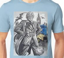 The Third Doctor Unisex T-Shirt