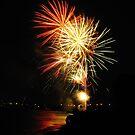 Celebration - Lake Huron, July 4th by welchko