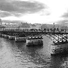 Parisian Mosaic - Piece 11 - Rainy Day by Igor Shrayer