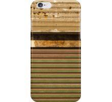(corru)gated community iPhone Case/Skin
