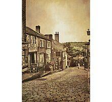 High Street Photographic Print