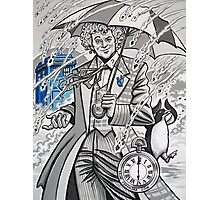 The Sixth Doctor Photographic Print