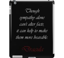 Sympathy Alone iPad Case/Skin