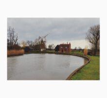 Hunsett Drainage Mill  One Piece - Short Sleeve