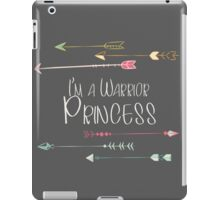 Warrior Princess iPad Case/Skin