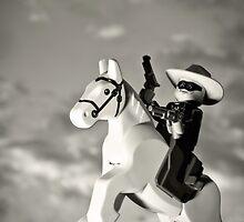 Lone Ranger by eriqmartinez