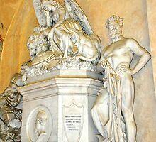 Santa Croce - the Italian Glories III by Denis Molodkin