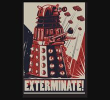 Exterminate Dalek by rizkya085Design