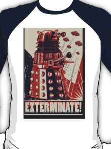 Exterminate Dalek T-Shirt