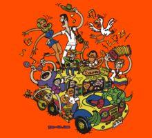 Chiva Colombiana Bicentenario T-Shirt