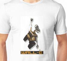 Wall•E Art Unisex T-Shirt