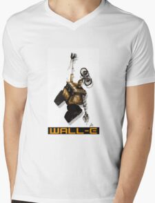 Wall•E Art Mens V-Neck T-Shirt