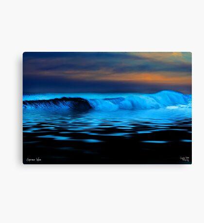 Esperance Wave Canvas Print