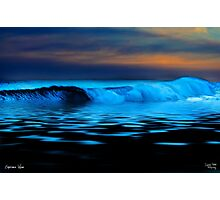 Esperance Wave Photographic Print