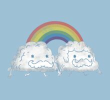 Gay Clouds Kids Clothes