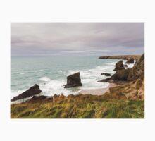 Bedruthan Steps  in Cornwall One Piece - Long Sleeve