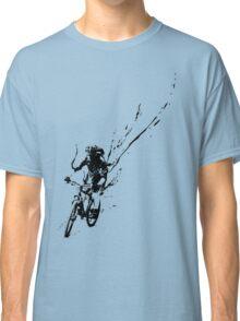 mountain bike splatter Classic T-Shirt