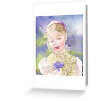 Elizaveta Greeting Card